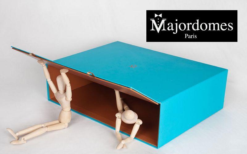 MAJORDOMES Archivierungskarton Boxen und Aktenordner Büro  |