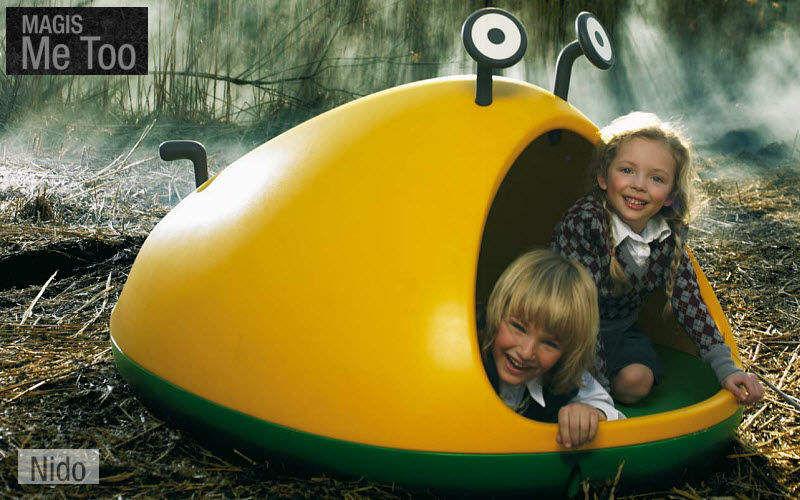 Magis Kinderhütte Spiele im Freien Spiele & Spielzeuge Garten-Pool | Unkonventionell