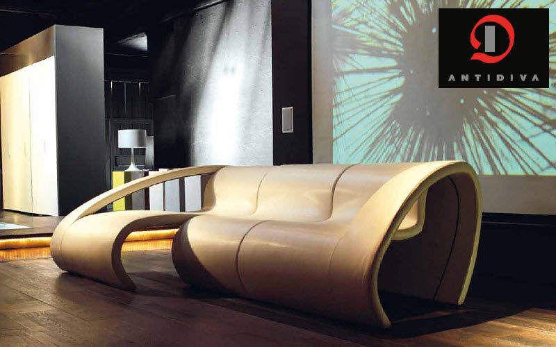 ANTIDIVA Sofa 3-Sitzer Sofas Sitze & Sofas Wohnzimmer-Bar |