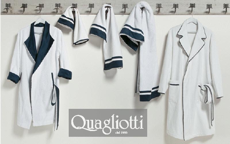 Quagliotti Bademantel Badwäsche Haushaltswäsche Badezimmer |