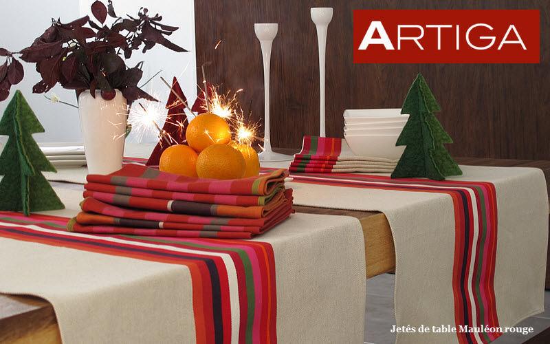 Artiga Tischdecke und passende Servietten Tischdecken Tischwäsche Esszimmer | Land
