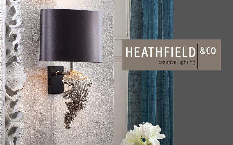 Heathfield & Company Wandleuchte Wandleuchten Innenbeleuchtung  | Klassisch