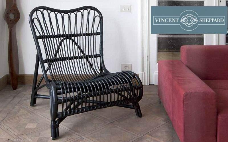 Vincent Sheppard Niederer Sessel Sessel Sitze & Sofas  |