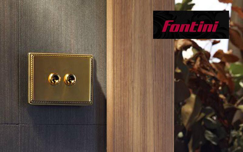 FONTINI Doppel-Schalter Elektroinstallation Innenbeleuchtung  |