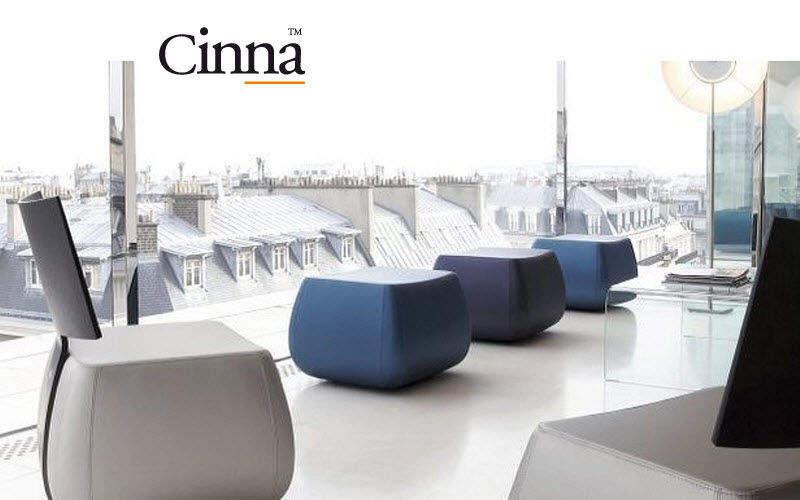 Cinna Sitzkissen Schemel und Beinauflage Sitze & Sofas Arbeitsplatz  