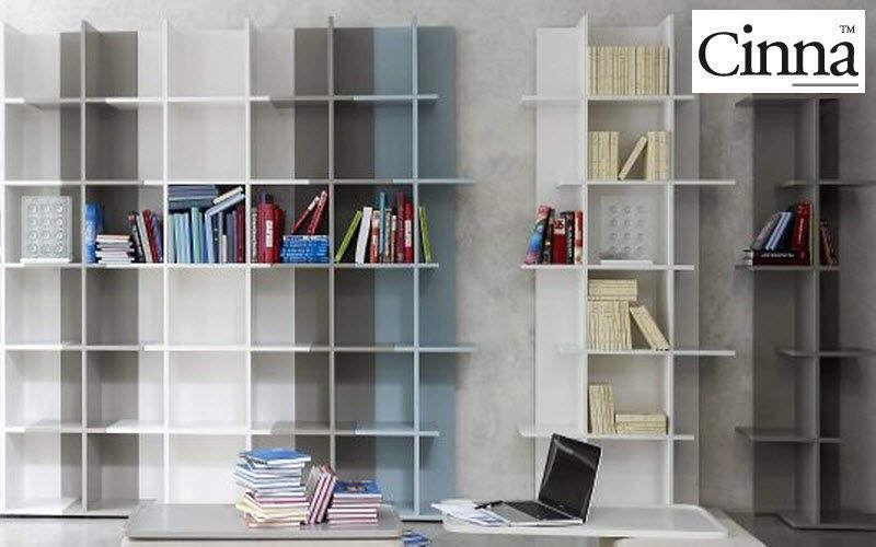 Cinna Offene-Bibliothek Bücherregale Regale & Schränke Wohnzimmer-Bar   Design Modern
