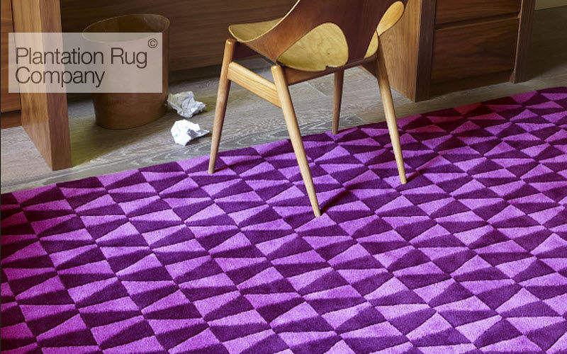 PLANTATION RUG COMPANY Moderner Teppich Moderne Teppiche Teppiche Büro | Design Modern