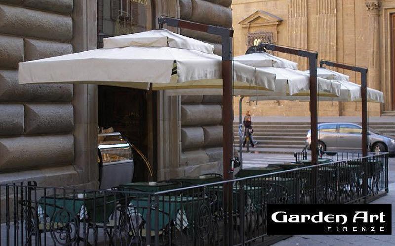 GARDENART Ampelschirm Sonnenschirme Gartenmöbel  |