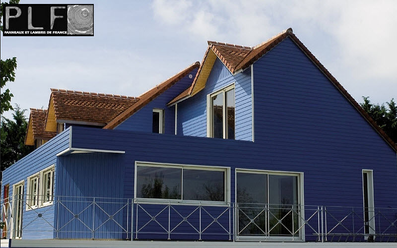 PLF Wandverkleidung Außenwände Wände & Decken   