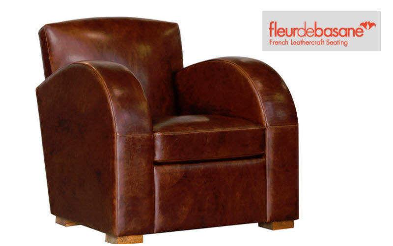 Fleur de Basane Clubsessel Sessel Sitze & Sofas  |