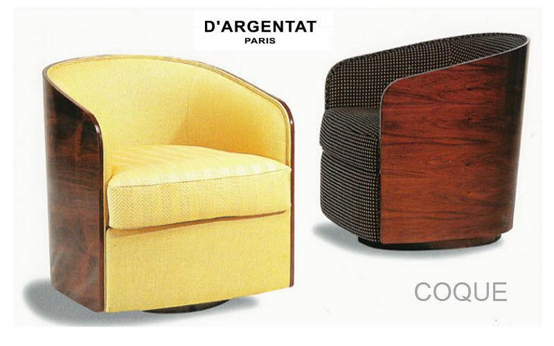 D'ARGENTAT PARIS Crapaud-Sessel Sessel Sitze & Sofas  |