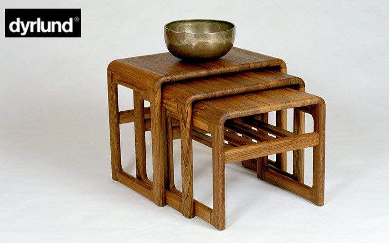DYRLUND Tischsatz Beistelltisch Tisch  |