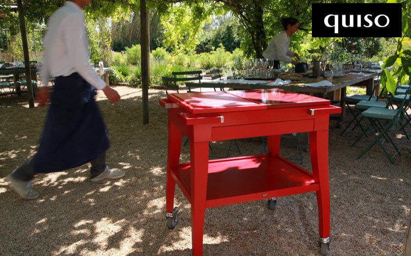 QUISO Servierwagen Verschiedene Möbel Tisch  |