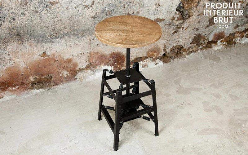 Produit Interieur Brut.com Verstellbarer Barhocker Schemel und Beinauflage Sitze & Sofas  |