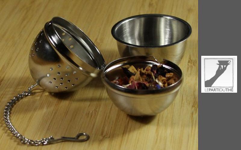 LE PARTI DU THE Teekugel Rund um den Tee Tischzubehör  |