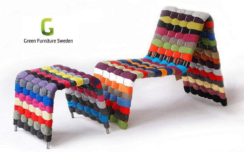 Green furniture Sweden Sessel und Sitzkissen Sessel Sitze & Sofas  |