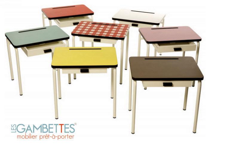 LES GAMBETTES Pult Verschiedene Möbel Tisch  |