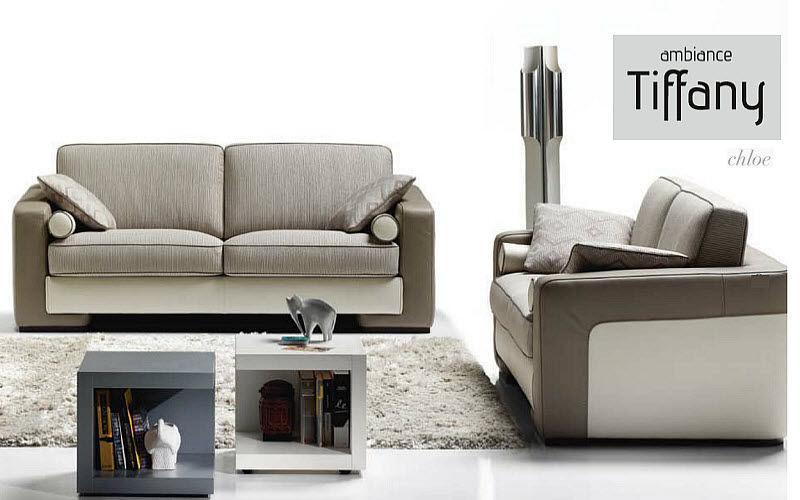 Ambiance Tiffany Wohnzimmersitzgarnitur Couchgarnituren Sitze & Sofas  |