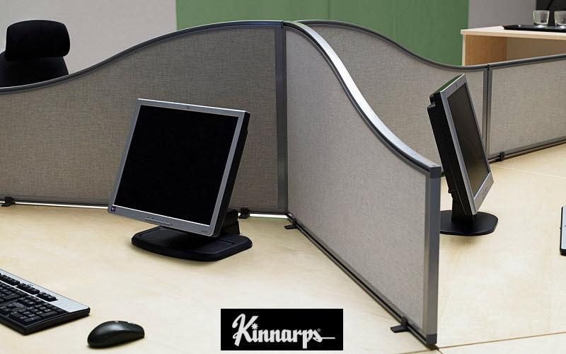 Kinnarps Arbeitsplatzabtrennung (siehe Bürotrennungselement) Einrichtungsgegenstände Büro  |