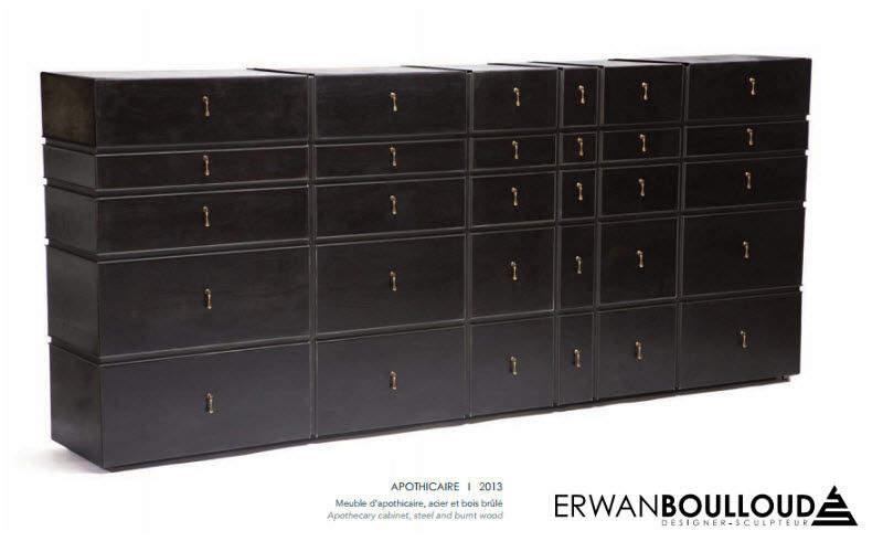 ERWAN BOULLOUD Schubladenmöbel Schubladenmöbel und Kommoden Regale & Schränke  |