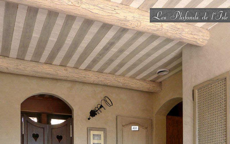 Les Plafonds De L'isle Decke Decken Wände & Decken  |