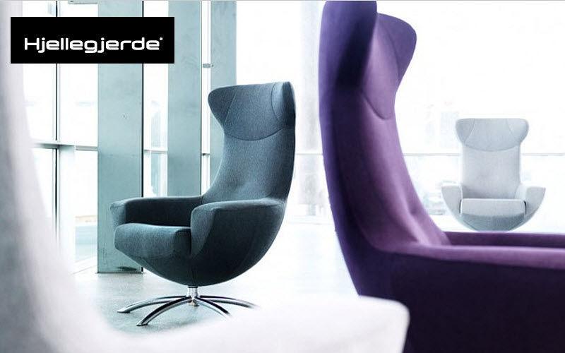 Hjellegjerde Ohrensessel Sessel Sitze & Sofas  |