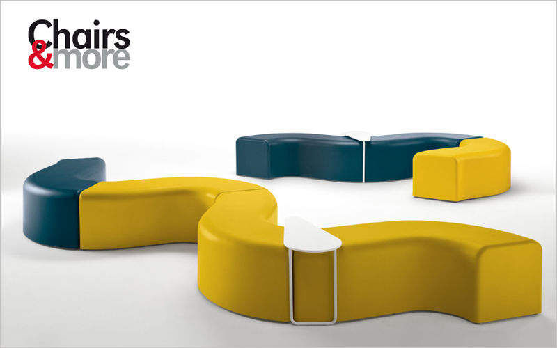 Chairs & More Rundbank Sitzbänke Sitze & Sofas  |