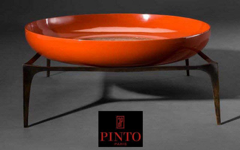 Alberto Pinto Runder Couchtisch Couchtische Tisch  |
