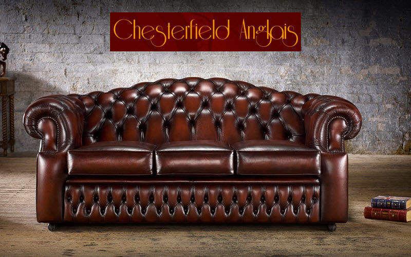 CHESTERFIELD ANGLAIS  |