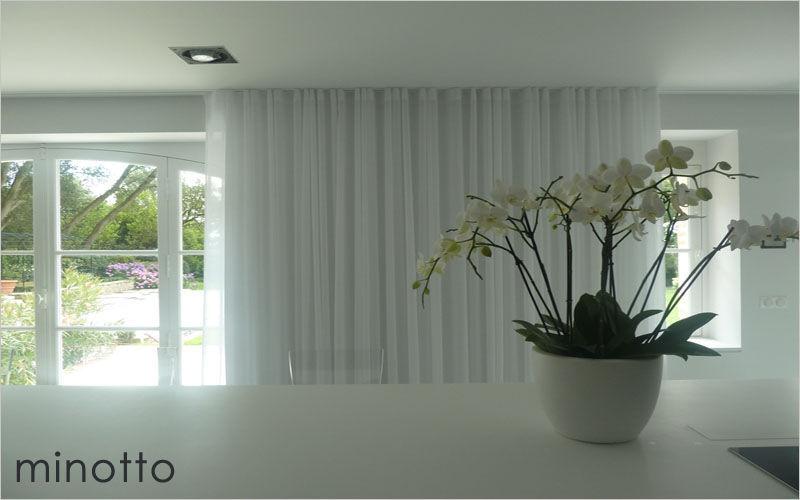 Minotto Gardinen mit Haken Vorhang Stoffe & Vorhänge  |