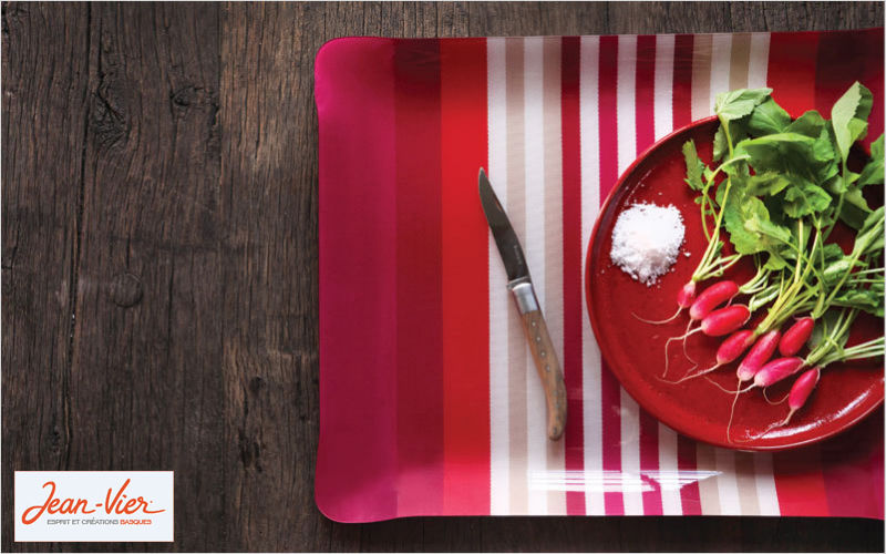 Jean Vier Tablett Platte Küchenaccessoires  |