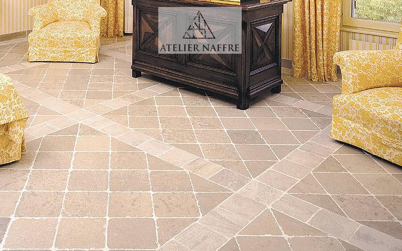 Atelier Naffre Platte aus Naturstein Bodenplatten Böden  |