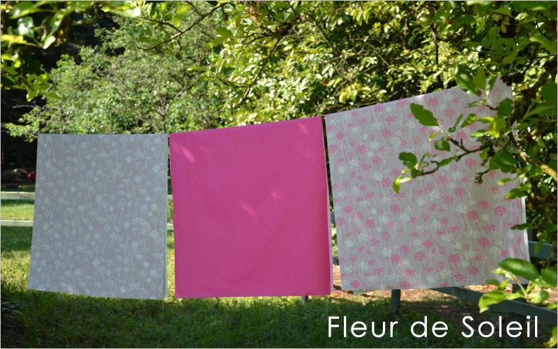 FLEUR DE SOLEIL Plastiktischdecke Tischdecken Tischwäsche  |