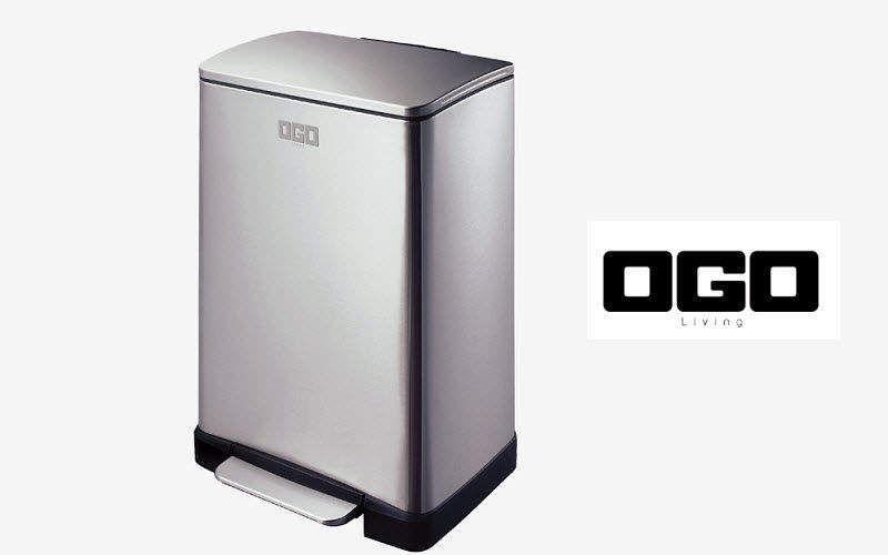 OGO LIVING Küchenabfalleimer Rund ums Spülbecken Küchenaccessoires  |