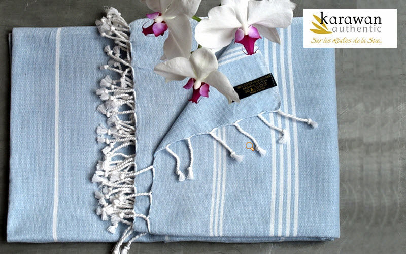 KARAWAN AUTHENTIC Hamam Handtuch Badwäsche Haushaltswäsche   