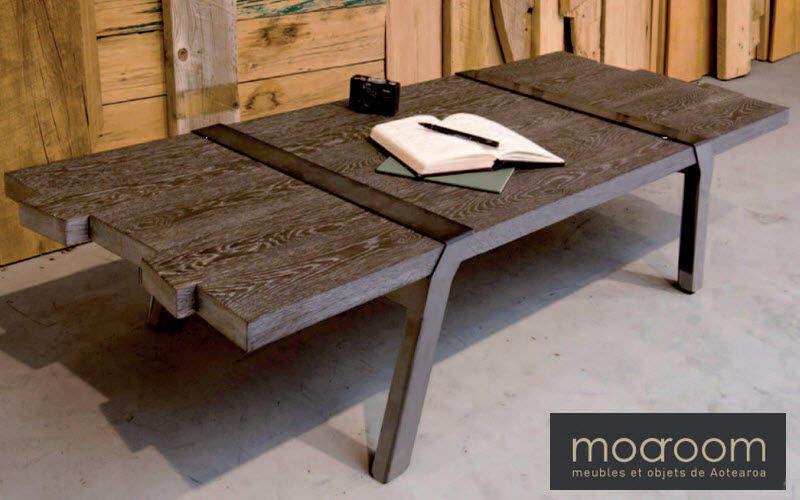 MOAROOM Rechteckiger Couchtisch Couchtische Tisch  |
