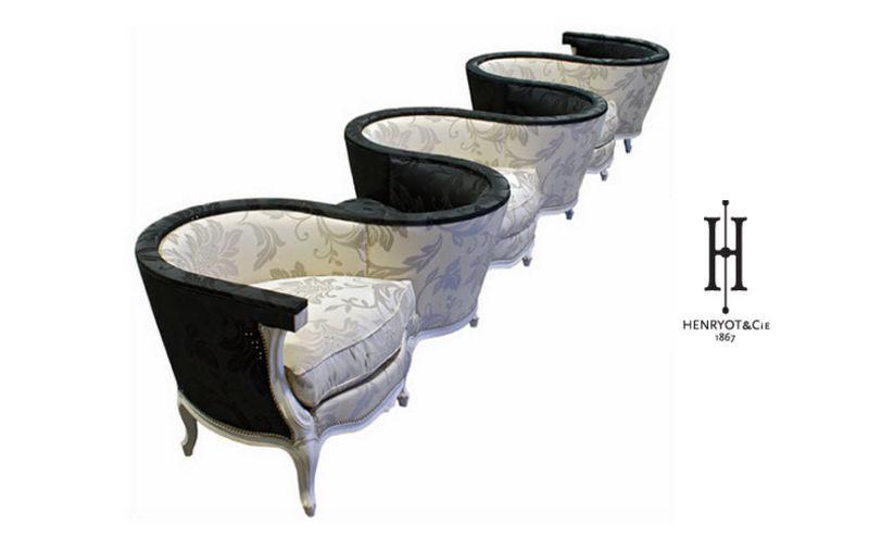 HENRYOT & CIE Doppelsitzer Sessel Sitze & Sofas  | Klassisch