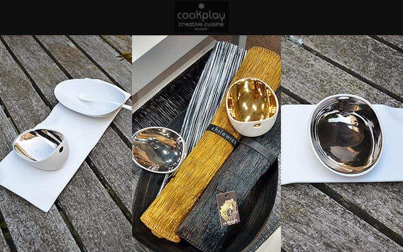 COOKPLAY Aperitif Schale Becher und kleine Becher Geschirr  |
