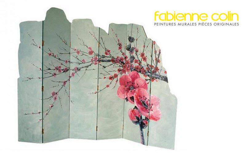 Fabienne Colin Paravent Sichtschutzwand Tisch  |