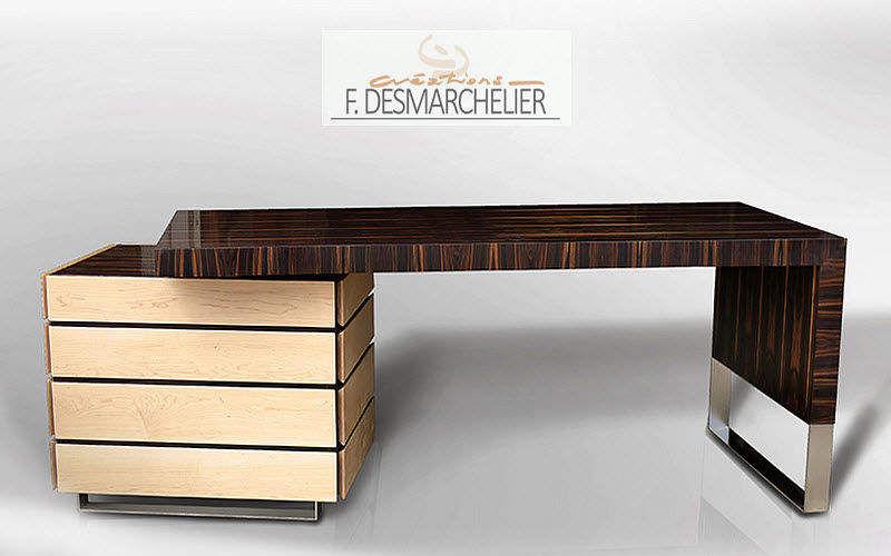 Creation Desmarchelier Direktionsschreibtisch Schreibtische & Tische Büro   