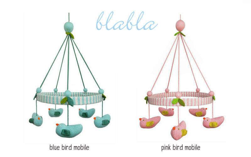 BLABLA Kindermobile Dekoration für Kinder Kinderecke  |