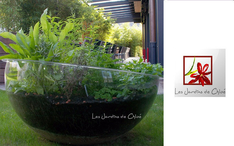 LES JARDINS DE CHLOE Gartenkasten Gartenzaun Gartenhäuser, Gartentore...  |