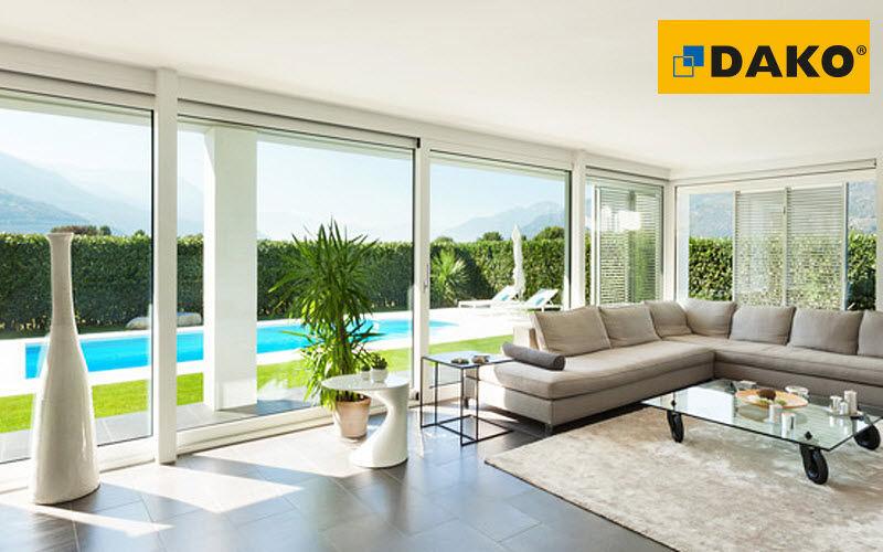 DAKO Schiebeglasfensterfront Balkon-/Terrassentüren Fenster & Türen  |