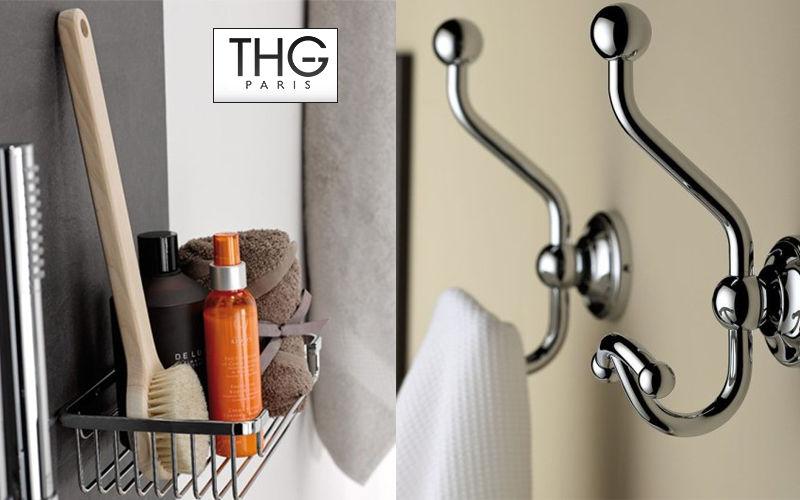 Thg Paris Badezimmerkleiderhaken Badezimmeraccessoires Bad Sanitär    Design Modern