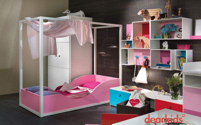 DEARKIDS Kinderbett Kinderzimmer Kinderecke  |