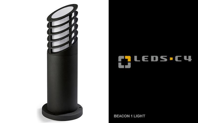 Leds C4 Leuchtpfosten Bodenbeleuchtungen Außenleuchten  |