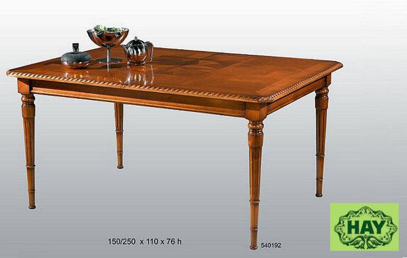Meubles Hay Rechteckiger Esstisch Esstische Tisch  |