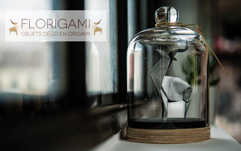 FLORIGAMI Figürchen Verschiedene Ziergegenstände Dekorative Gegenstände  |
