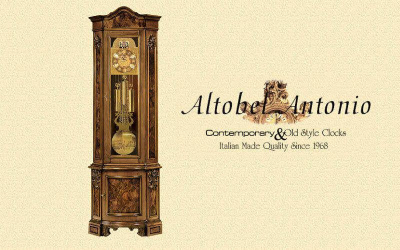 ALTOBEL ANTONIO Standuhr Uhren Pendeluhren Wecker Dekorative Gegenstände  |