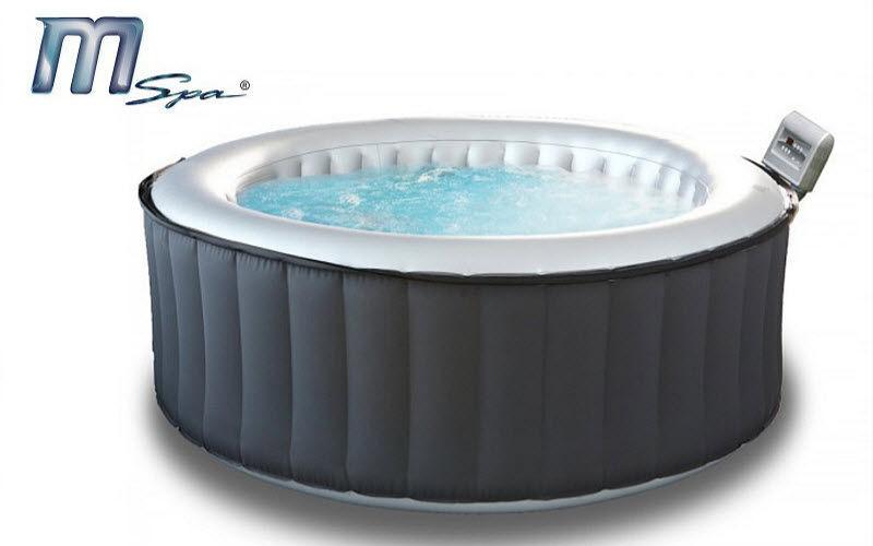 M Aufblasbarer Spa Spas Schwimmbad & Spa  |
